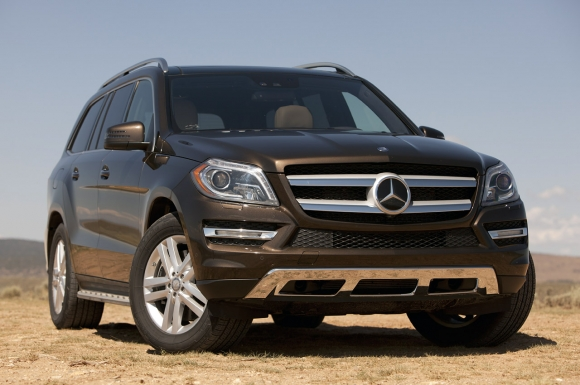 Mercedes benz gl class gl450 4matic suv 2013 pictures for 2013 mercedes benz gl450