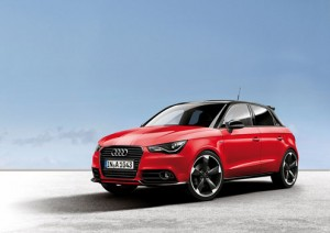 Image of the Audi A1 Amplified 2012