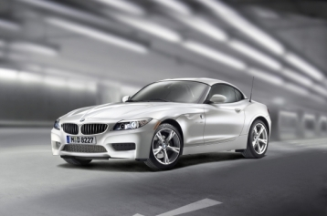 Image of the BMW Z4 2012