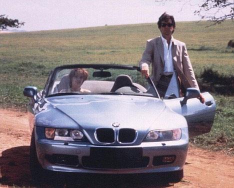 The 1996 BMW Z3