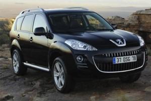 Image of Peugeot 4007 SUV