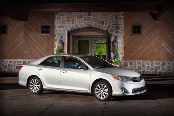 The Toyota Camry