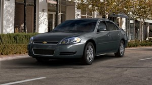 The 2013 Chevrolet Impala Sedan