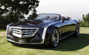Image of the Cadillac Ciel Hyrbid Concept