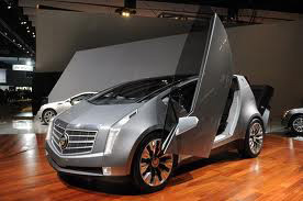 The Urban Luxury Concept from Cadillac