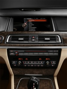 BMW 7 Series 2013 - Interior