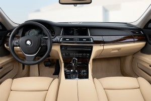 BMW 7 Series 2013 - Interior 2