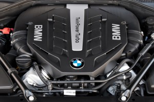 BMW 7 Series 2013 - Engine