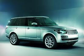 New Land Rover Range Rover 2013