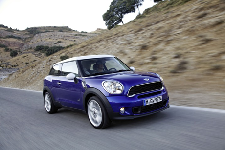 The 2013 Mini Paceman
