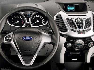 Ford EcoSport Crossover SUV 2013