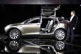 Tesla Model X Picture 3