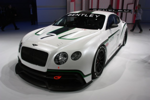 Feature-Image - Bentley 2013 Continental GT3 Sports Car