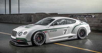 Image - Bentley 2013 Continental GT3 Sports Car