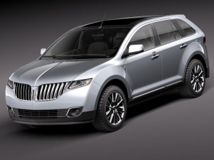 2012 Lincoln MKX SUV