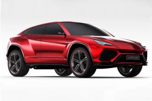 Lamborghini Urus SUV 2013