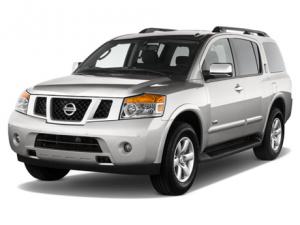 Nissan Armada SUV 2012