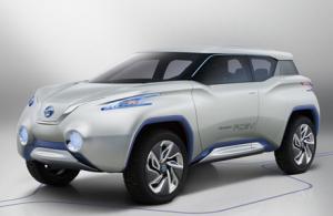 Nissan Terra SUV Concept  2013