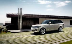 Range Rover SUV 2013
