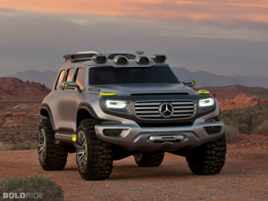 Mercedes Benz G-Class Ener G Force Concept