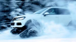 Volkswagen-Snowareg