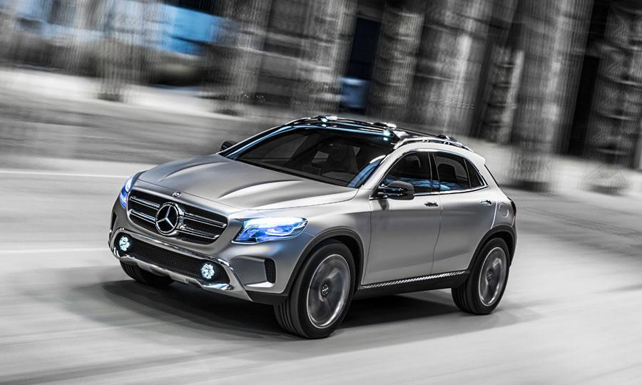 new mercedes benz gla archives suv news and analysis suv news and analysis - Mercedes Benz Suv 2014 Interior