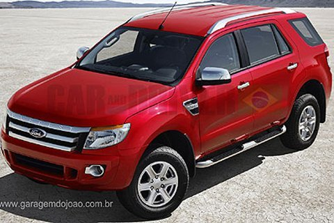 2014 Ford Everest Philippines