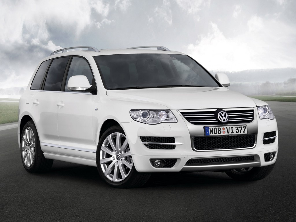 2014 Volkswagen Touareg – Better Than Ever! | SUV News and Analysis