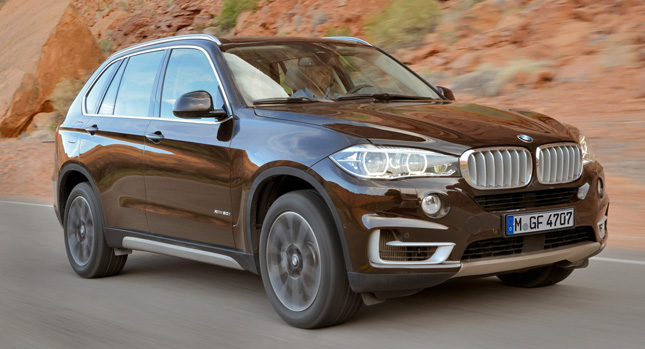 2014 bmw x5 redesigned and evolutionary suv news and analysis. Black Bedroom Furniture Sets. Home Design Ideas