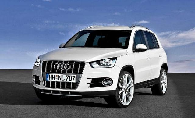 Audi Q7  Pricing Ratings Reviews  Kelley Blue Book