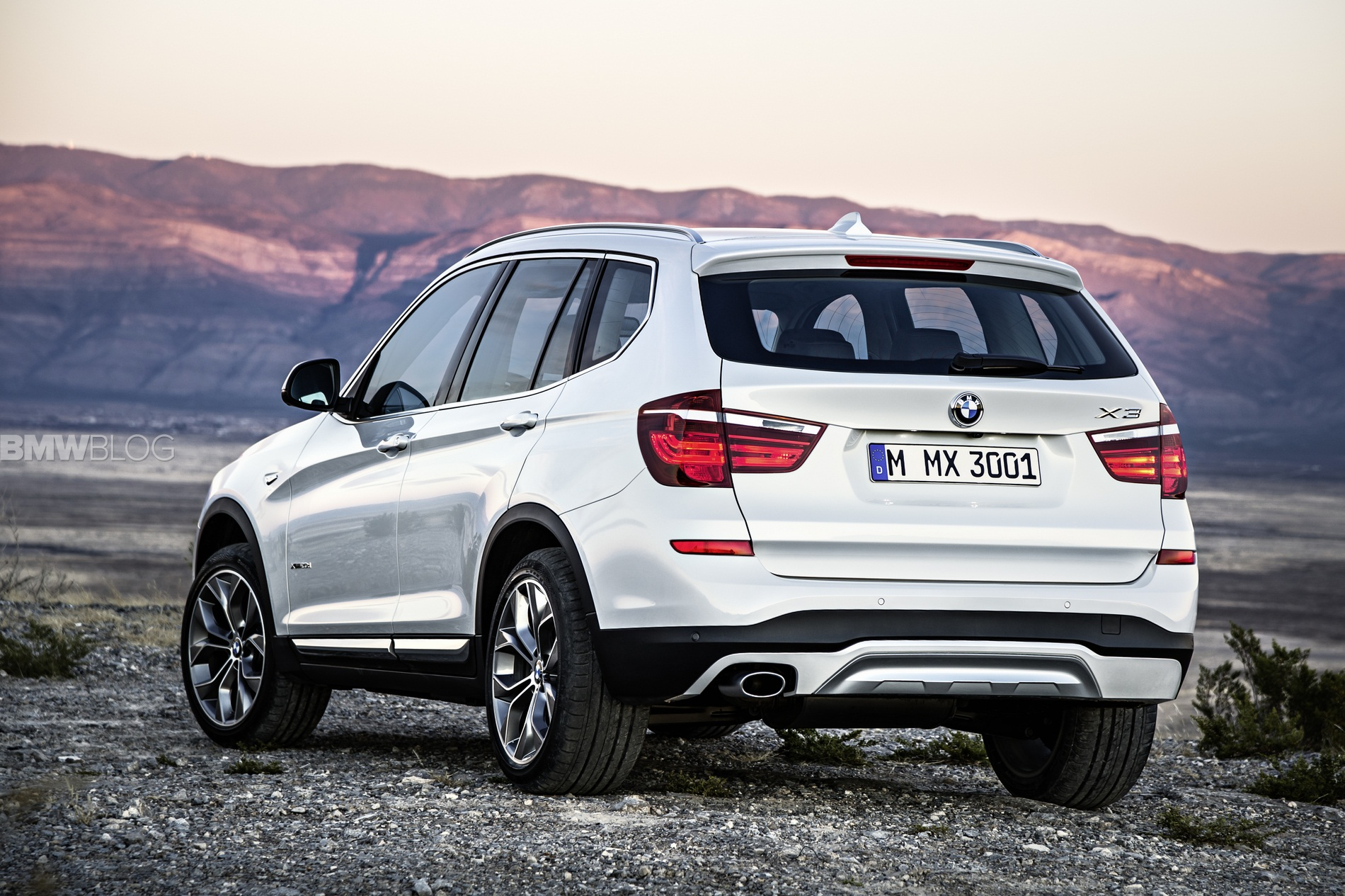 For 2017 Bmw X3 The Car