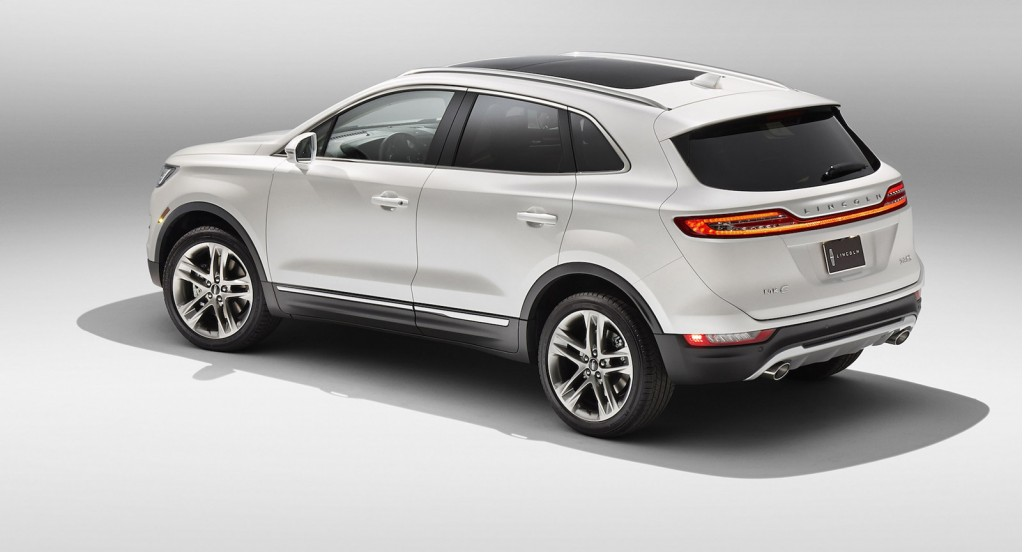 2015 lincoln mkc an all new entry level crossover suv news and analysis. Black Bedroom Furniture Sets. Home Design Ideas