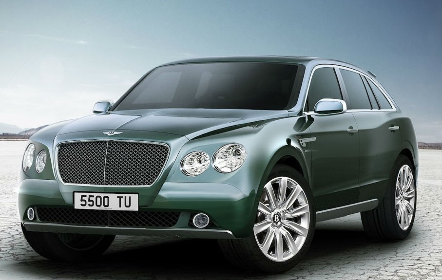 Bentley All Set To Launch Suv In 2016 Suv News And Analysis