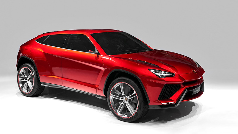 are you ready to hail the king of suvs lamborghini urus 2017 suv news and analysis. Black Bedroom Furniture Sets. Home Design Ideas