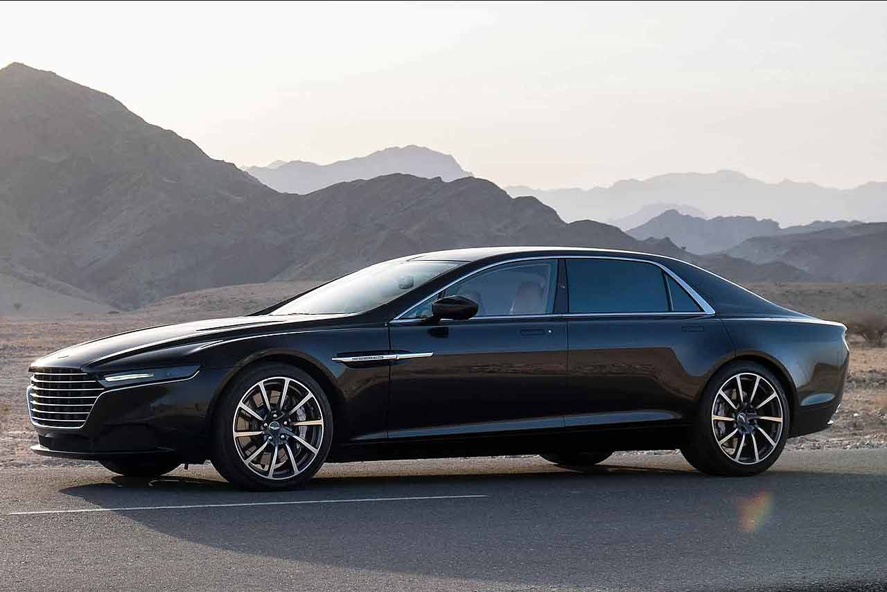 oman gets a taste of aston martin lagonda 2015 suv news and analysis. Black Bedroom Furniture Sets. Home Design Ideas