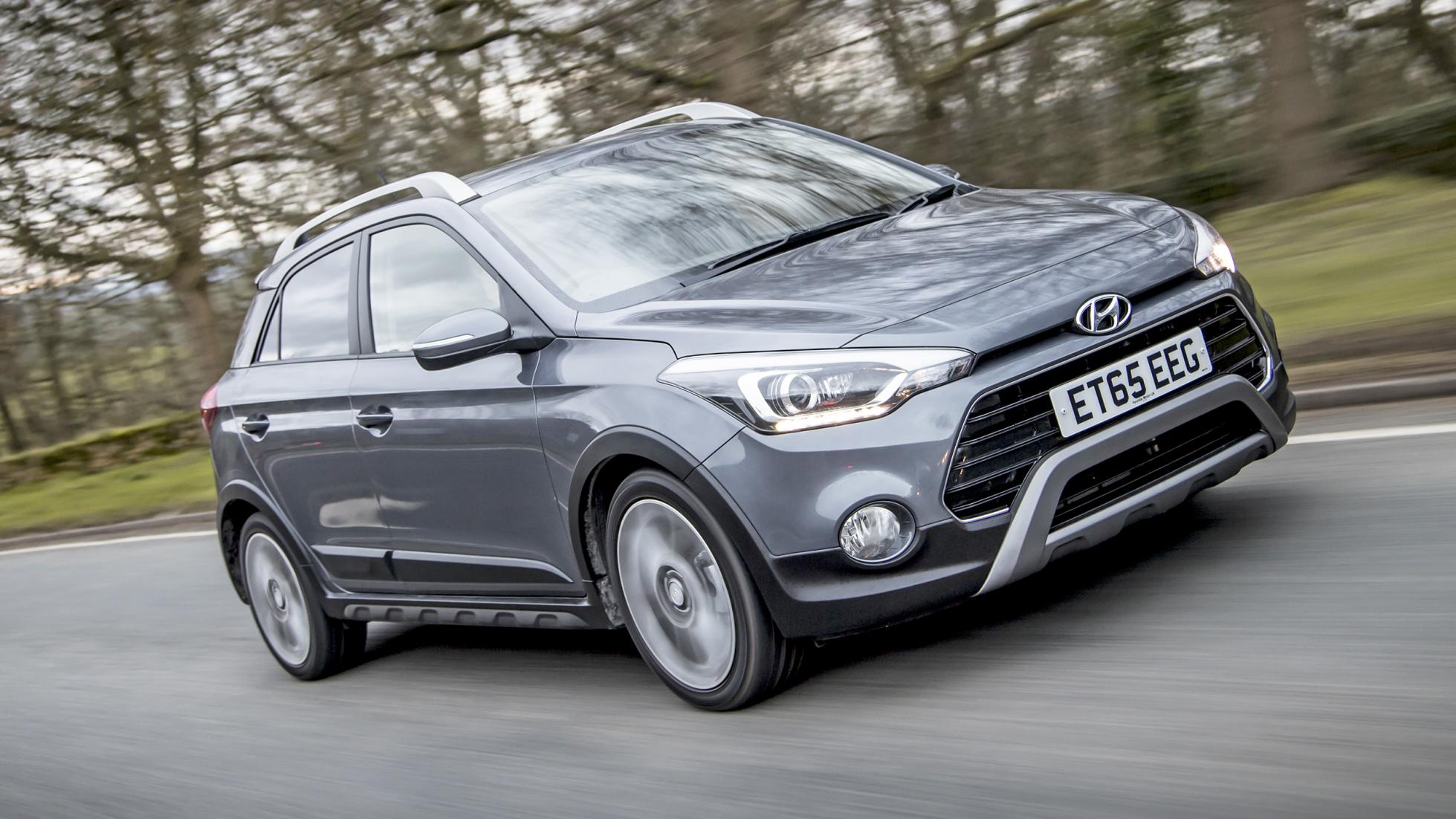 Hyundai Active Has A Nice Mix Of Features Suv News And Analysis