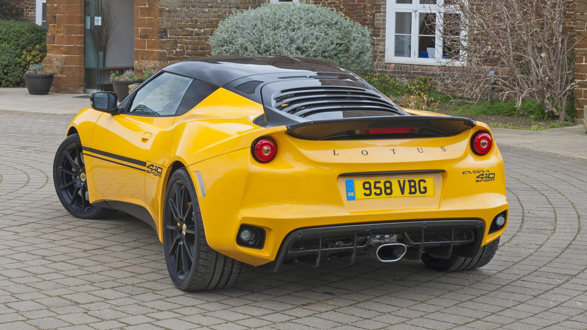 Lotus Evora Sport 410 7 Suv News And Analysis
