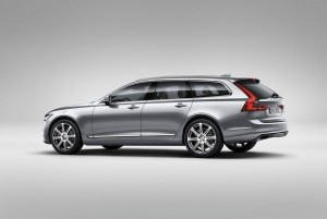 Volvo V90 Station Wagon (2)
