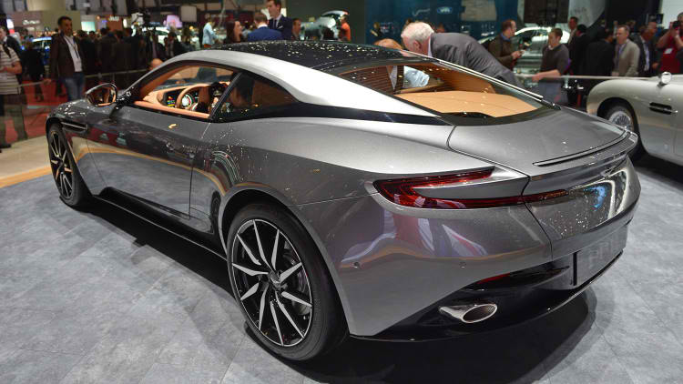 Aston Martin Db11 2 Suv News And Analysis