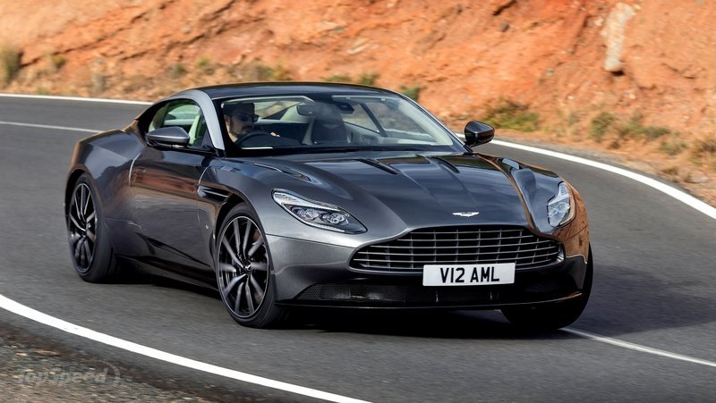 Aston Martin To Overhaul Lineup With SevenModel Range SUV News - Aston martin lineup