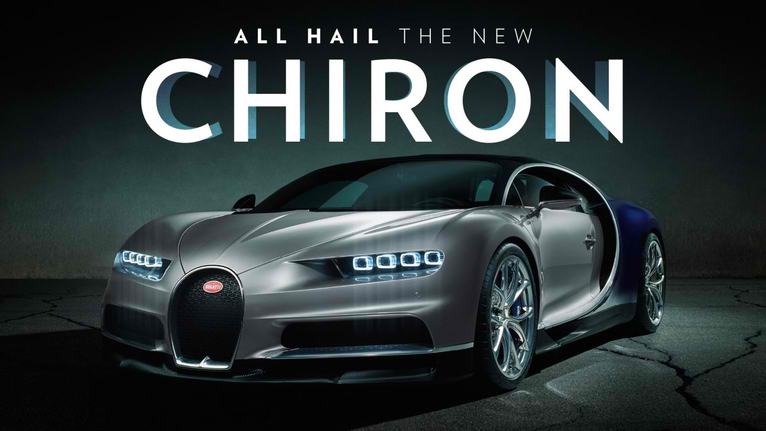 bugatti chiron usurps the veyron as the world s fastest car suv news and analysis. Black Bedroom Furniture Sets. Home Design Ideas