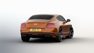 Bentley Continental GT Speed Black Edition (3)