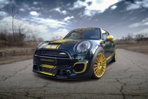 manhart racing mini cooper jcw