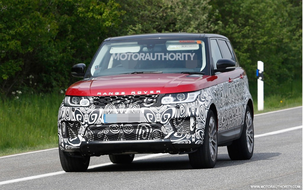 2018 Land Rover Range Rover Sport Svr 1 Suv News And Analysis