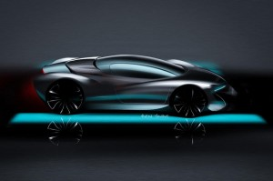 NextEV Electric Hypercar