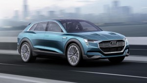 audi electric suv