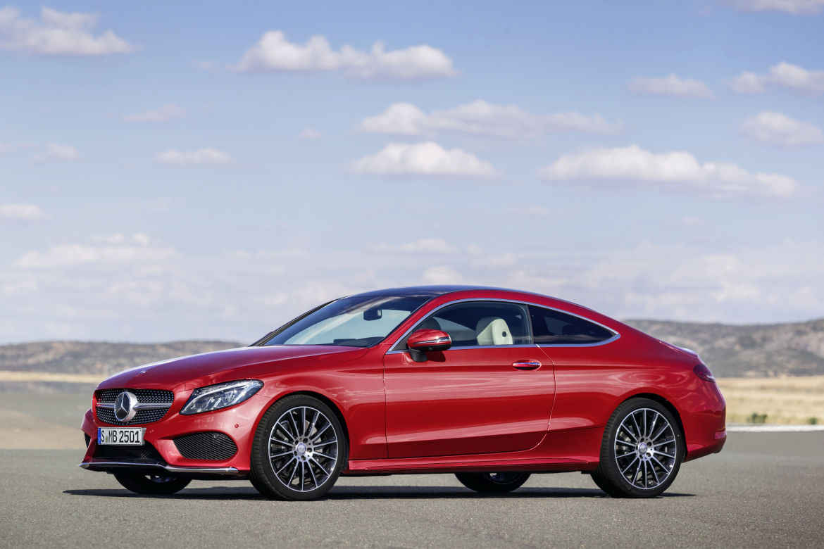 2017 mercedes benz c300 coupe priced at 43 000 suv news and analysis. Black Bedroom Furniture Sets. Home Design Ideas