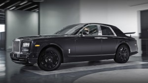 rolls royce phantom prototype