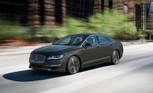 2017 Lincoln MKZ (1)