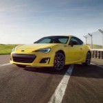 2017 Subaru BRZ Series Yellow (1)
